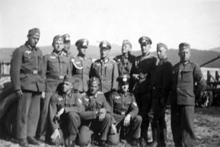 Tyske instruktører 1938 i Østerrike