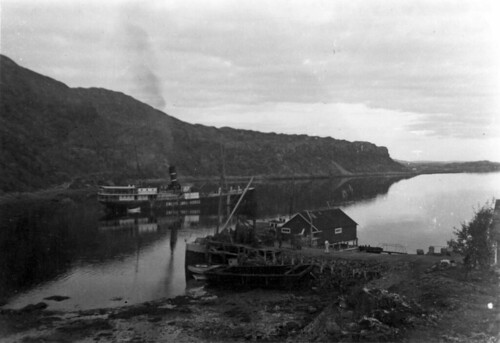 Hurtigruten D/S Erling Jarl, Hemnesberget september 1940