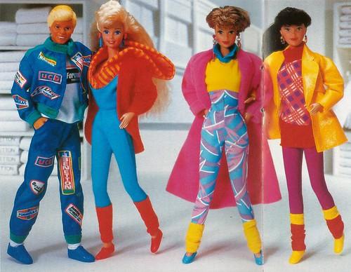 Barbie Journal 1992 (Finnish) | by vaniljapulla