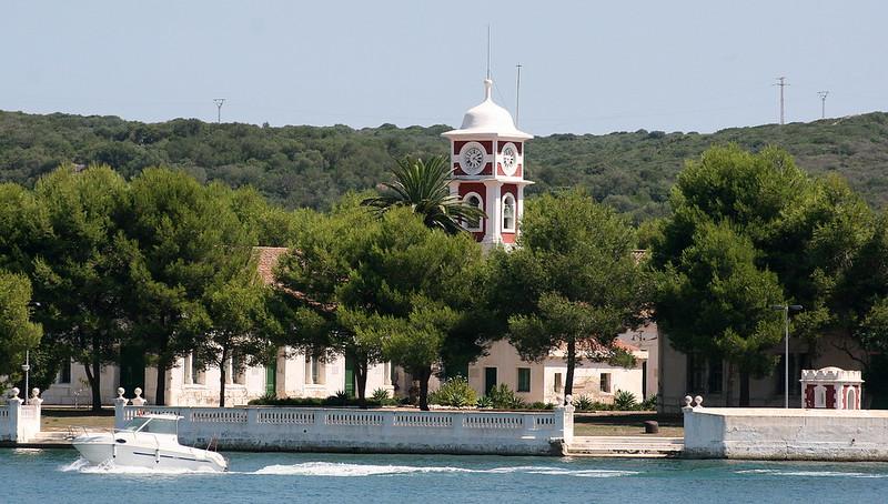 Pinto Island, Mahon. Menorca / Minorca
