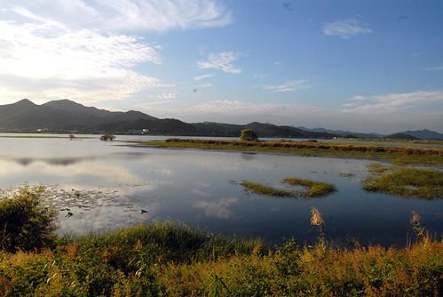 EAAF095 Junam Reservoir, South Korea