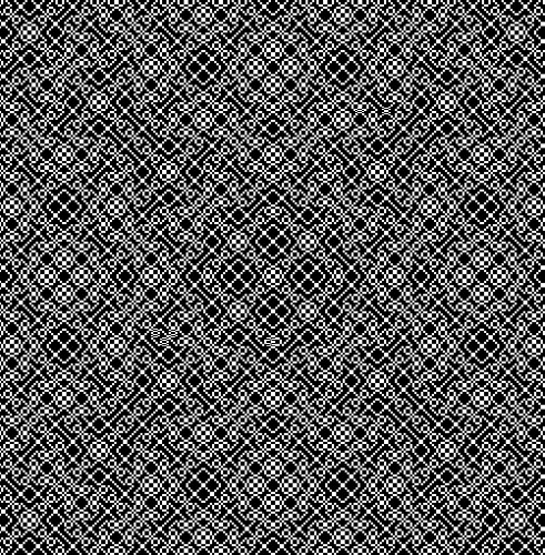 hilbert curve with modular arithmetic | weaving a tapestry t… | Flickr