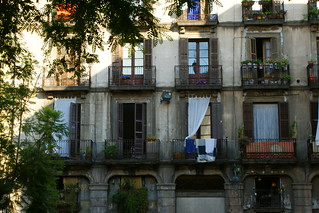 Barcelona, Born   by chakchouka