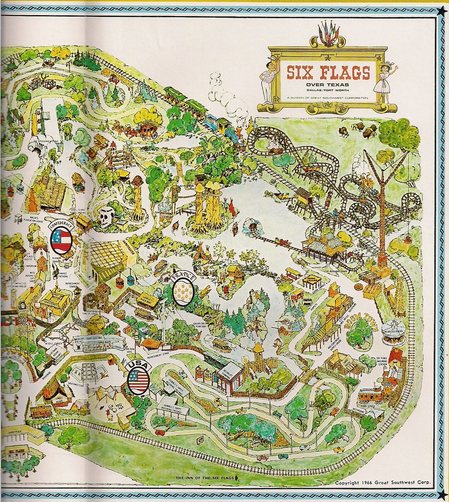 1966 Six Flags over Texas map   Yarbrough   Flickr Six Flags Arlington Map on six flags boston, longboat key fl map, six flags justice league, singapore hotels map, university of texas arlington map, arlington va metro map, six flags georgia killed, clementon park map, arlington texas zip code map, fountain valley ca map, 6 flags map, california's great america map, six flags advertisement, broadmoor hotel map, arlington tx map, six flags dubai, hilton arlington map, sonoma ca map, mansfield texas map, six flags banzai water slide,