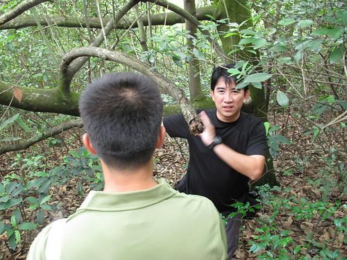 Fri, 06/24/2011 - 12:24 - IMG_CTFS Forest Dynamics Plot Training Workshop 2011