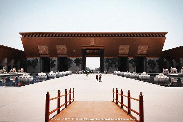 Famen Temple, shannxi