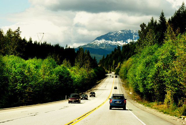 Sea to Sky Hwy