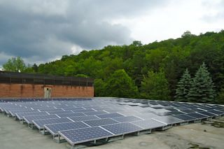 Alfred University - The Science Center | by Solar Liberty