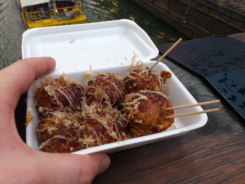 Takoyaki!   by kalleboo