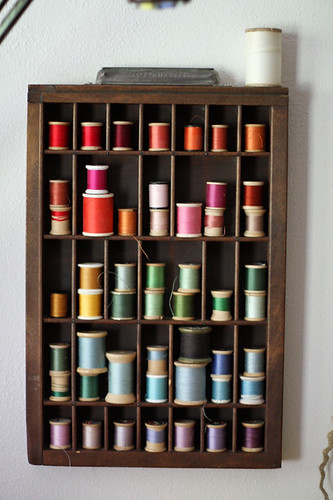Thread | by Jeni Baker | In Color Order