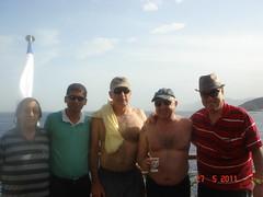 CML friends -  Eilat 2011 (Macedonia)