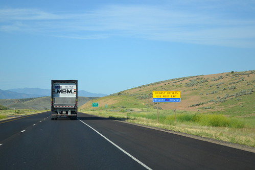 southbound I-15 – warning against drowsy driving | by CountyLemonade