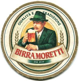Italy - Birra Moretti
