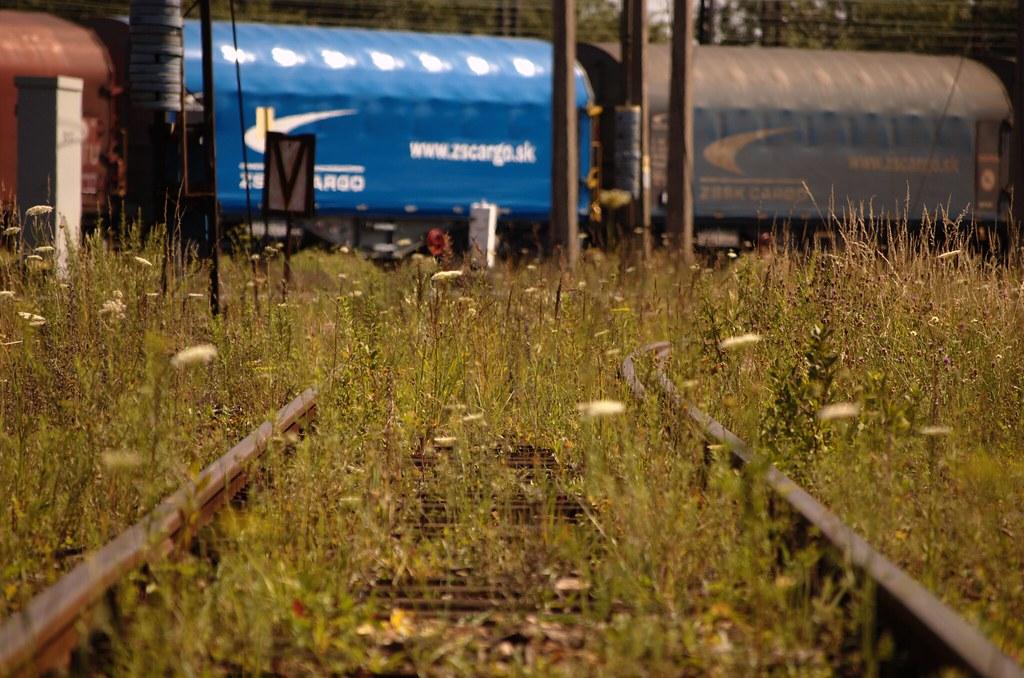 38 Tarnogórski Węzeł kolejowy / Tarnowskie Góry rail hub