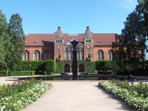 Den kongelige bibliotekhave i København | by Anette og Jan