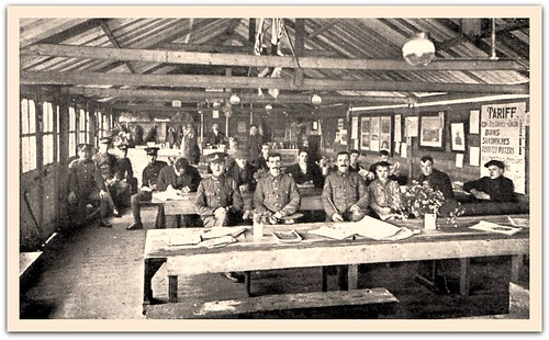 The Soldiers Welfare Committee Cafe, Fulwood, Preston. | by Preston Digital Archive