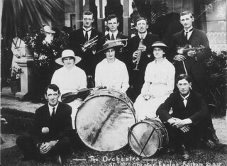 The Orchestra - Barham, NSW, 21 March 1917