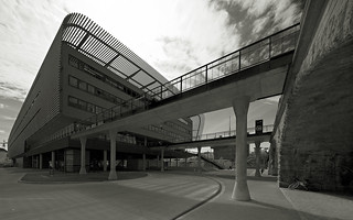 Busstation Hackerbrücke Munich Superwide | by stefan.steib