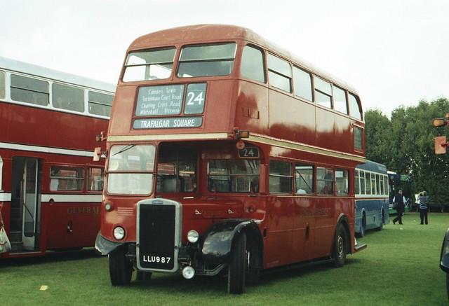 RTW 497, LLU 987, Leyland Titan 6RT (2)