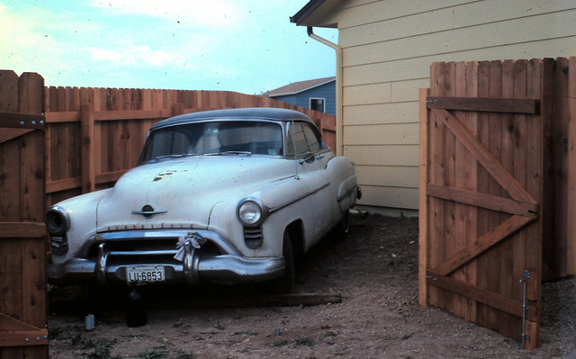 1950 Oldsmobile Ninety-Eight 2 Door Hardtop