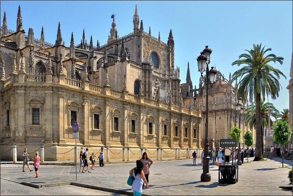 Sevilla : Catedral de Santa María de la Sede - EXPLORE ...
