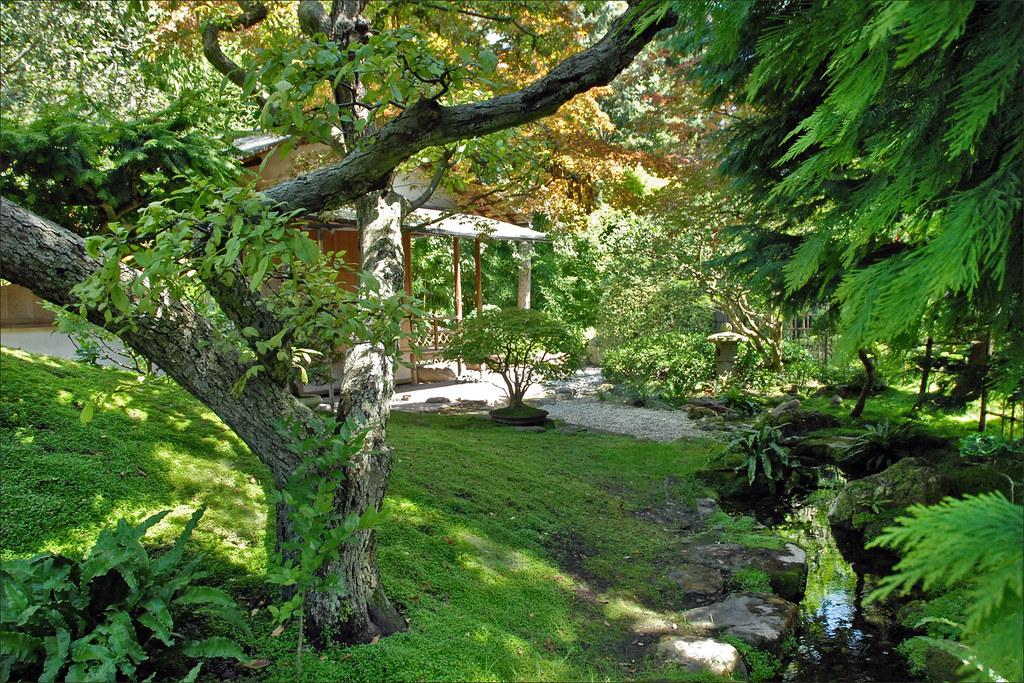 Le jardin japonais albert khan boulogne billancourt flickr - Jardin japonais boulogne billancourt ...