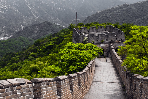 Great Wall Guard Tower | by danielfoster437