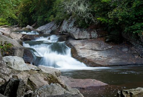 nc northcarolina falls waterfalls rt28 cullasajariver mountainwatersscenicbyway cullasajarivernc
