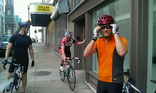 Prepping for our 50 Mile Ride Last Weekend | by theFerf