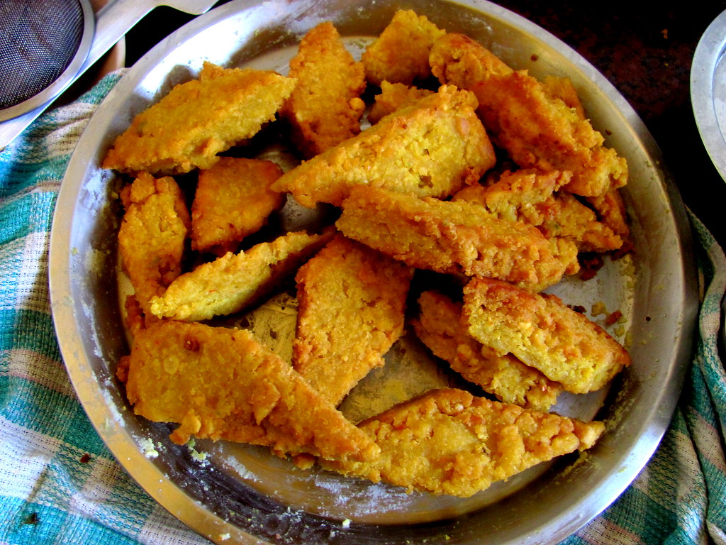 Dhoka | I don't know why this yummy food is called