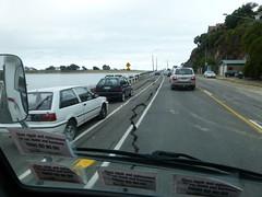 wo, 23/02/2011 - 06:55 - 071. Is niet gemakkelijk om in Lyttleton (Christchurch) te komen één dag na de aardbeving