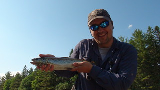 Andrew's West Branch Salmon | by Maine River Guides