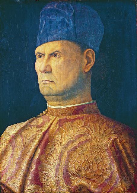 Giovanni Bellini - Portrait of Condottiere Giovanni Emo (1475-80)