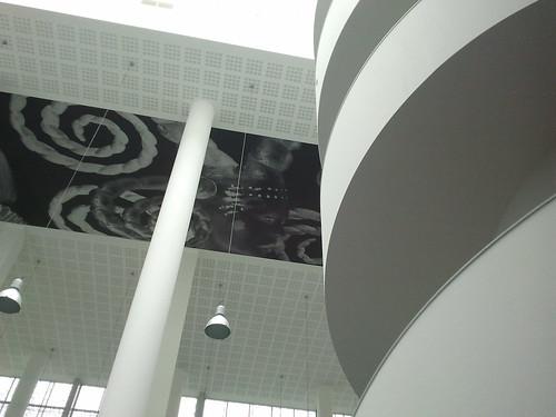 Décoration au plafond