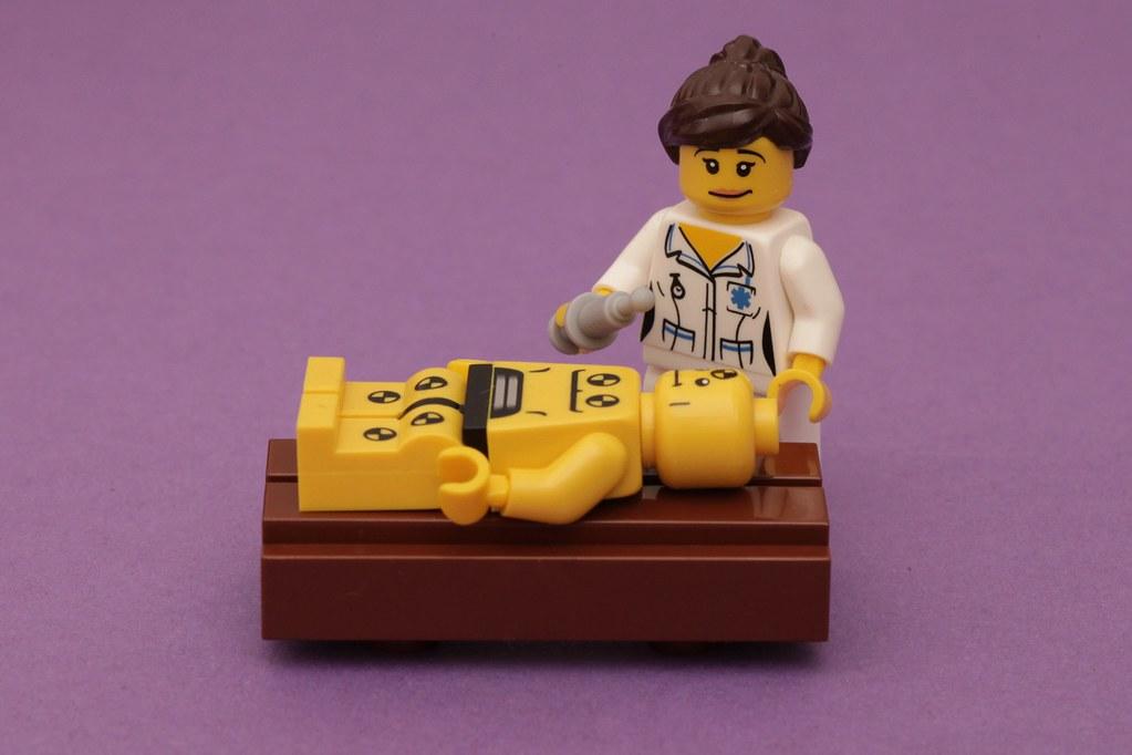[323/365] Nurse in Training