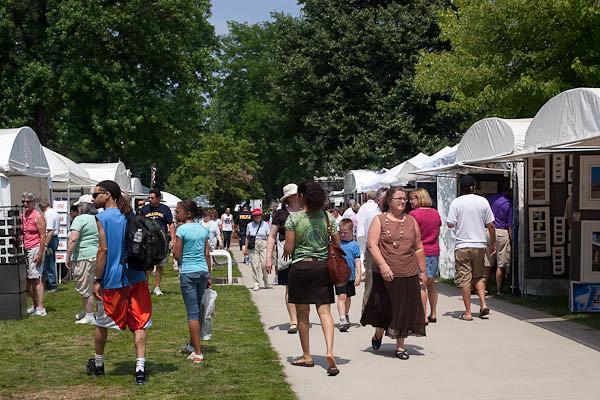 Krasl Art Fair on the Bluff, St. Joseph Michigan IV