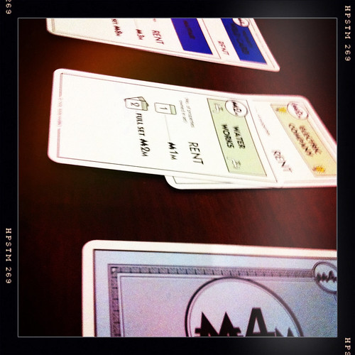 Monopoly - the card version. Day 246/365. | by Jaycee1