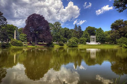 IMG_7251 - Mary Baker Eddy Gravesite Monument, Mount Auburn Cemetery