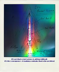 It's Rocket Science by Metrix X