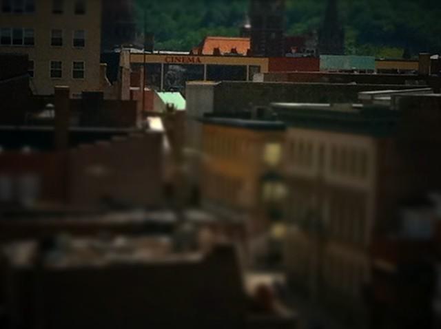 cinéma de la ville