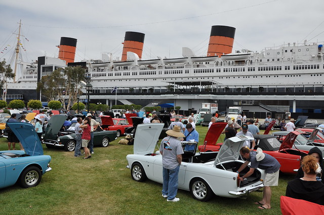 Tigers by the Queen Mary