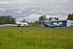 Kurkachi Airfield - An-2 & Yak-40