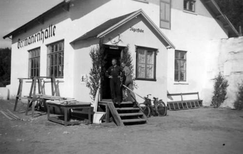 Germanehalle/Jägerstube- usikkert om dette er i Norge
