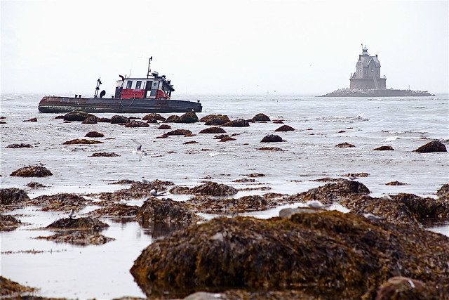Aground at Race Point