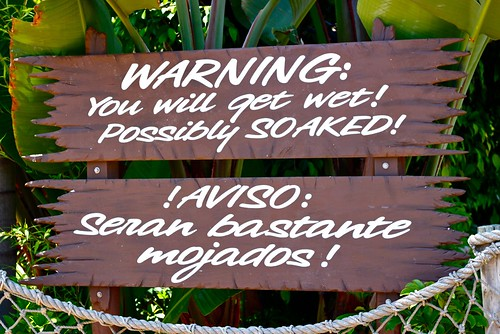 Warning: You Will Get Wet! | by ANDR3W A