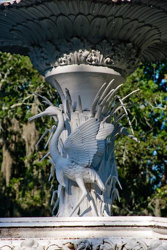 CP215 Forsyth Park Fountain   by listentoreason
