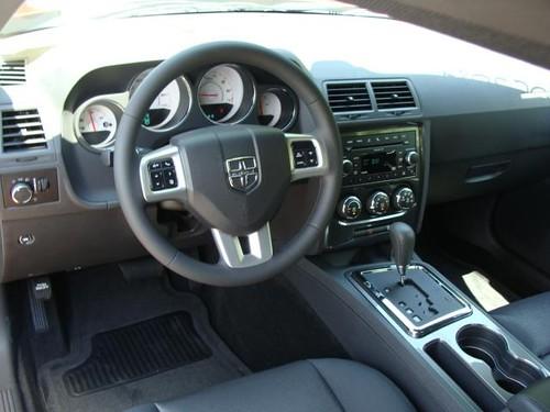 Alan Vines Dodge >> 2011 Dodge Challenger Coupe Driver's Side Interior Alan Vi ...