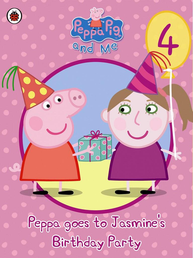 нашего поздравление с днем рождения со свинкой пеппой этом сохраняется