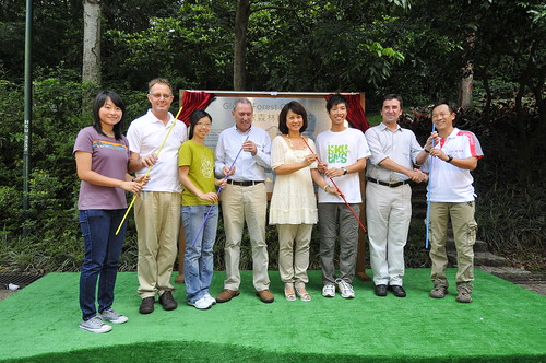 Sat, 06/25/2011 - 10:49 - Hong Kong Global Forest Observatory Launch Ceremony