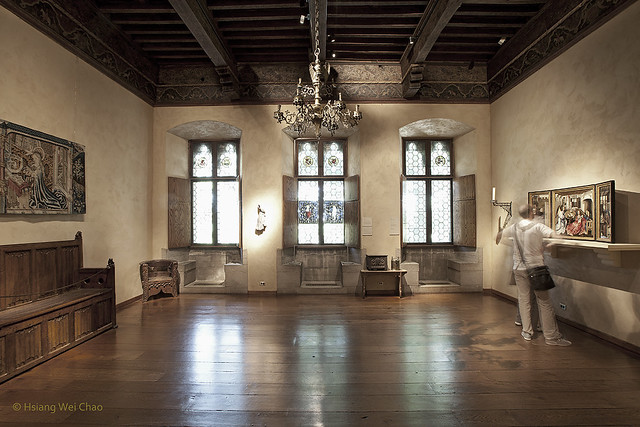 Campin Room, The Cloisters